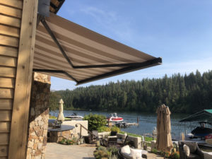 Retractable Awnings Coeur d'Alene ID