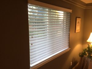 Faux Wood Blinds Coeur d'Alene ID